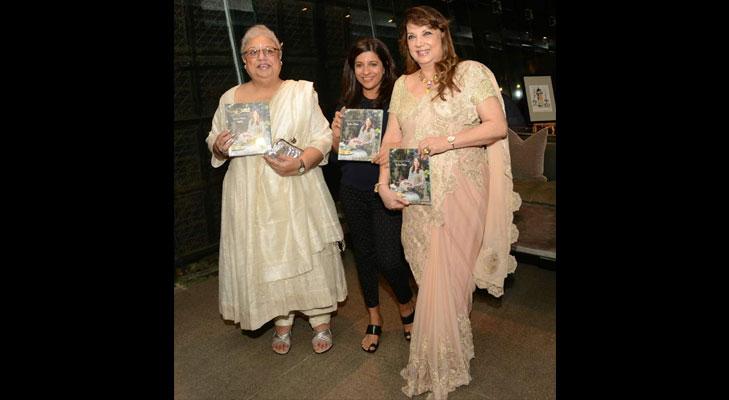 Honey irani zoya akhtar family secret book launch
