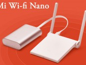 Mi Wi-Fi Nano – The Palm Sized Inexpensive Router
