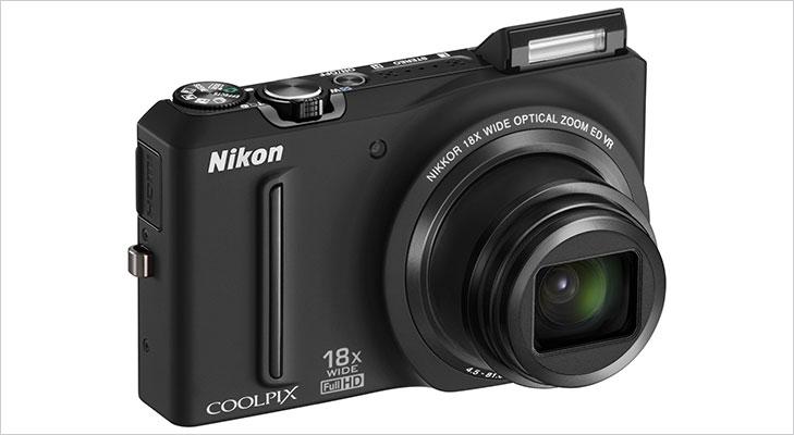 nikon cool pix sony camera