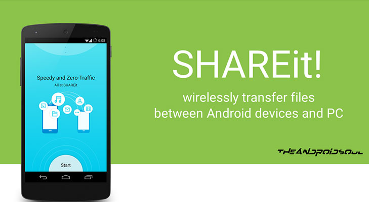 shareit android app