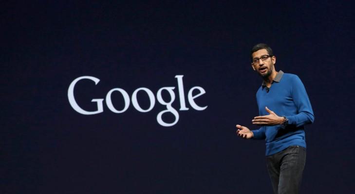 sundar pichai new ceo google