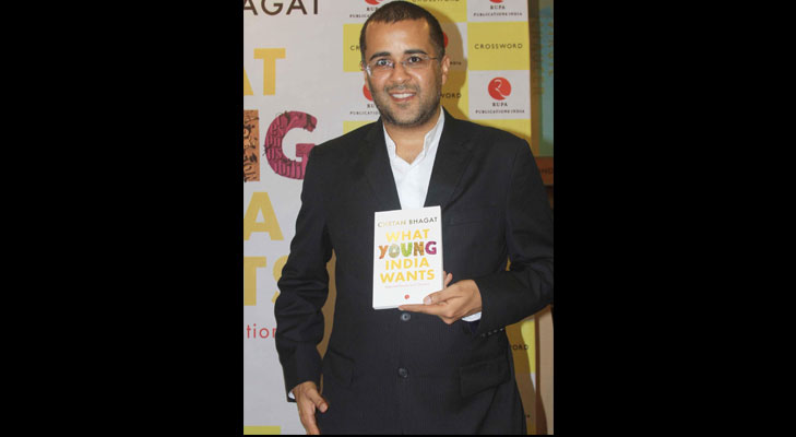 book review of the book what young india wants