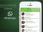 CHECK OUT THESE COOL NEW WHATSAPP FEATURES IN ANDROID!