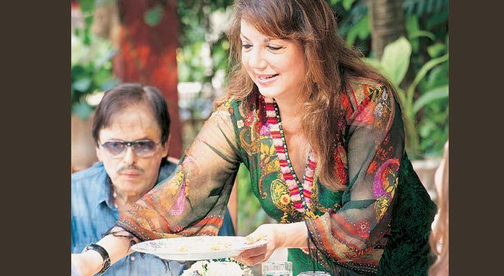 zarine khan receipe book