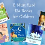 LEARN THE VALUES OF ISLAM & EID WITH THESE CHILDREN BOOKS!