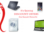 Ganesh Chaturthi Discounts on Electronic Gadgets