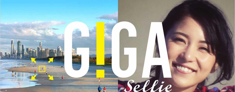 """GO GAGA OVER AUSTRALIA'S """"GIGA"""" SELFIE APP"""