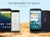 The New Breed of Nexus is here – Nexus 5X and 6P
