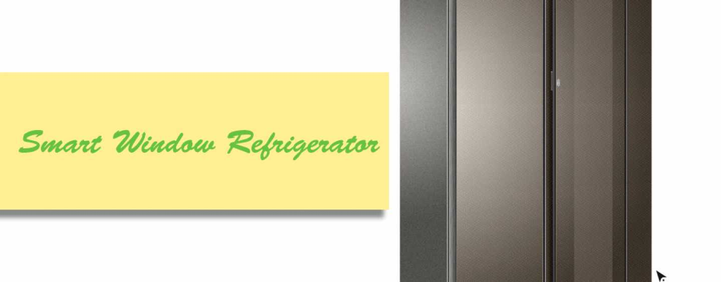 THIS FUTURISTIC HAIER REFRIGERATOR IS WAY HIGHER IN SMARTNESS!