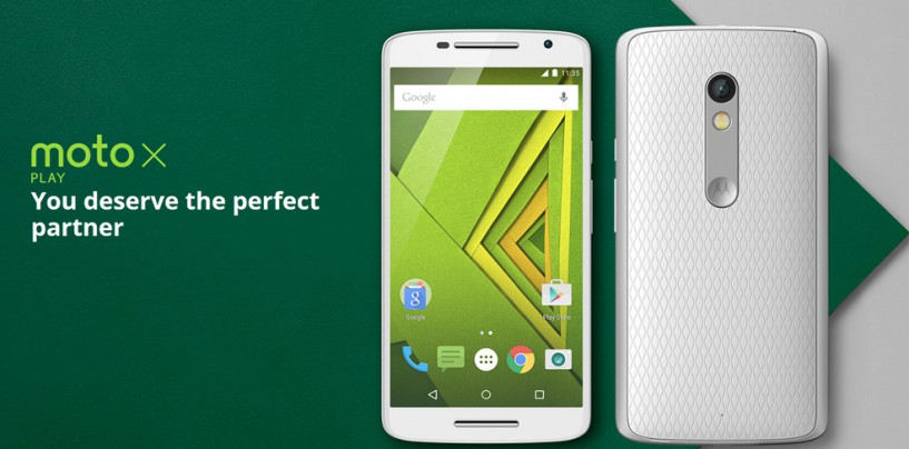 It's Motorola Moto X 'Play' Time!