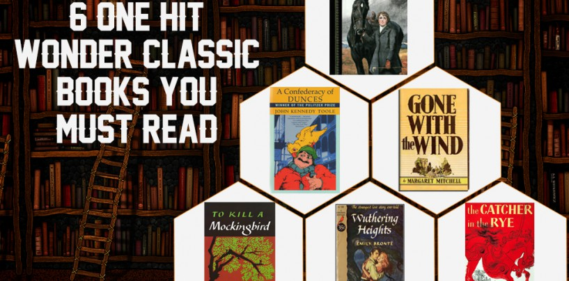 THE AUTHORS WHO SHINED, BUT ONCE!