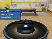 'ROOMBA' A SMART HOME CLEANER AT YOUR SERVICE!