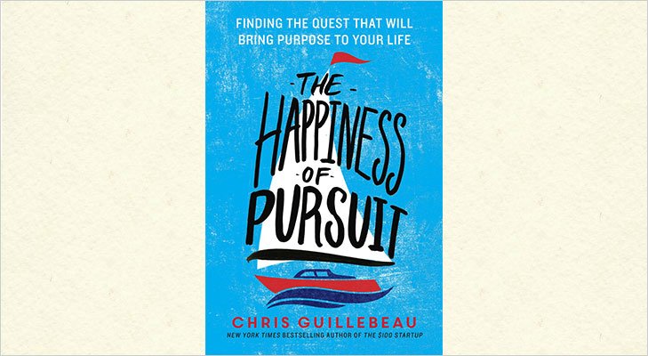 the happiness of pursuit chris guillebeau