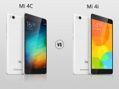 Xiaomi Mi 4c or the Mi 4i? Which One Should You Choose?