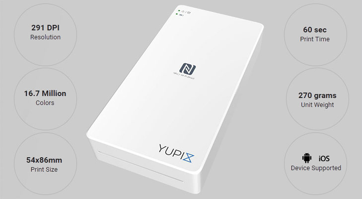 yupix pocket printer