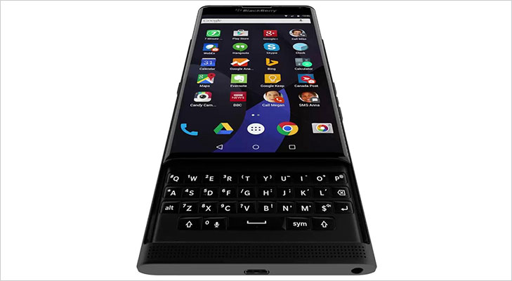 blackberry priv android slider