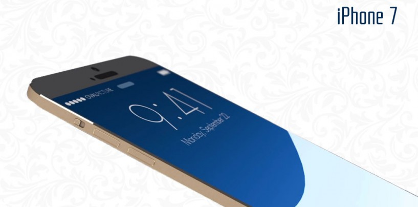 iPhone 7 is expected to be the most sophisticated smartphone to come in 2016