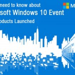 Microsoft Windows 10 Event Sees a Slew of New Products Launched