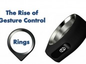 Ozon Gesture Ring – 'Ring' it To Control Your Smart Devices