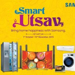 Grab Samsung's Sweet Share of Exciting Discounts at 'Smart Utsav'