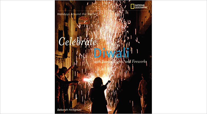celebrate diwali with sweet lights and fireworks