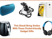 Top 6 Pocket-Friendly Gadgets To Gift Your Loved Ones This Diwali