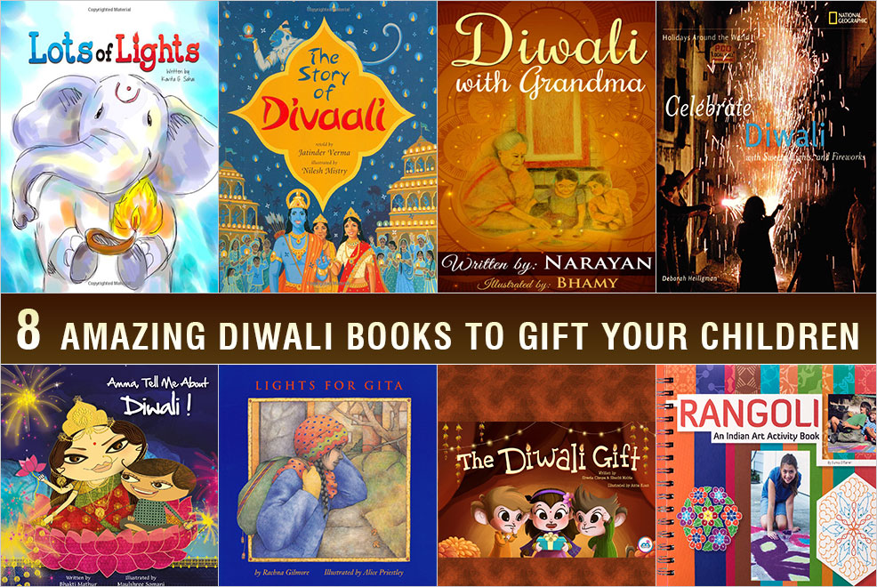 diwali children books