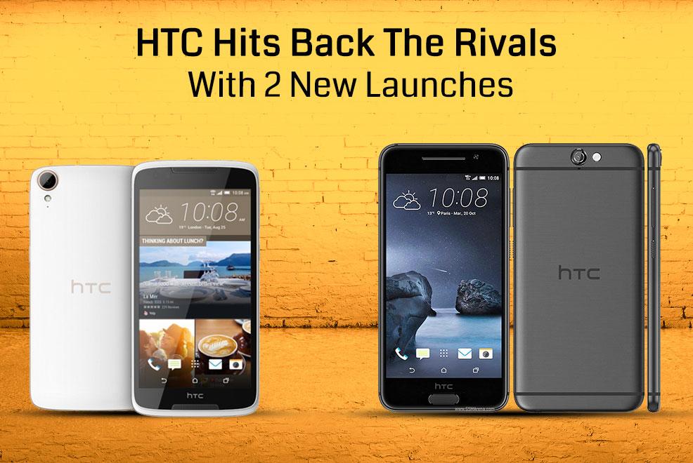htc one a9 & desire 828 dual sim