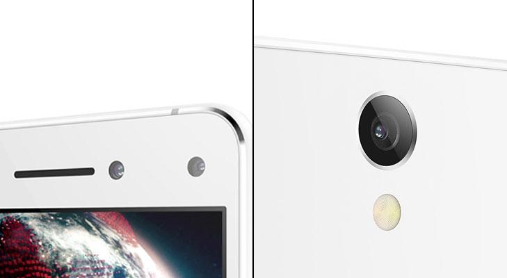 Lenovo vibe s1 dual selfie camera