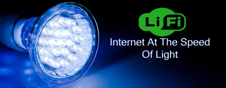 Li-Fi – Superfast Wireless Data From Every Light Bulb!!
