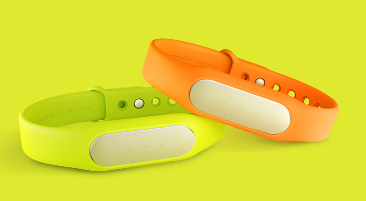 mi band colours