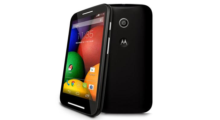 moto e 4g phone
