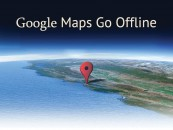 Patchy Internet No Longer A Concern, Courtesy Offline Google Maps!