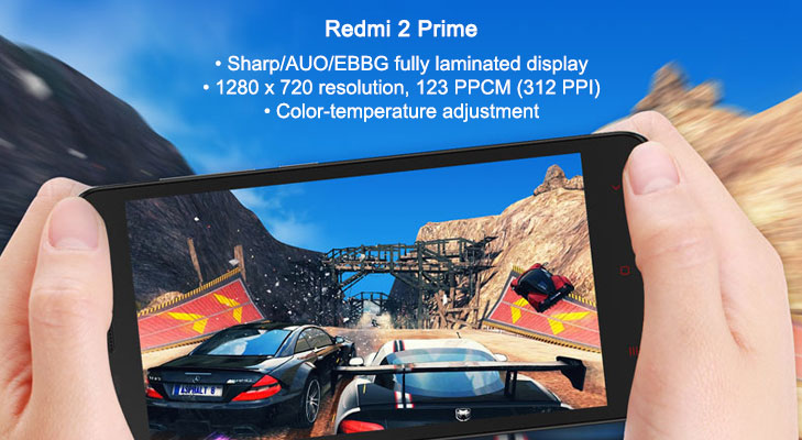 redmi 2 prime hd