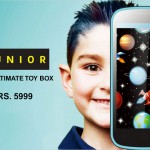 Swipe Junior – A Smartphone For Your Smart Kid