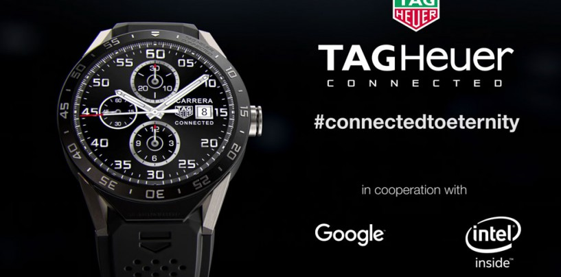 Tag Heuer Proves Its Avant- Garde Status, Launches Luxury Smartwatch 'CONNECTED'