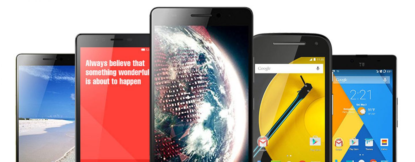Enjoy Super-Fast Internet Browsing With These Amazing 4G Smartphones