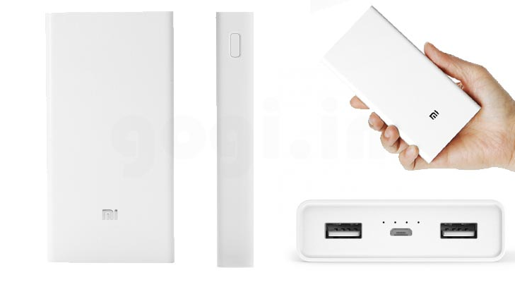 xiaomi 2000 mah powerbank