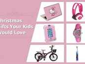6 Christmas Gifts your kids would love to have!