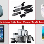 6 Christmas Gifts Your Woman Would love!