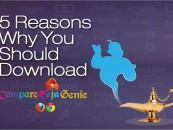 Top 5 Reasons why you should download CompareRaja Genie