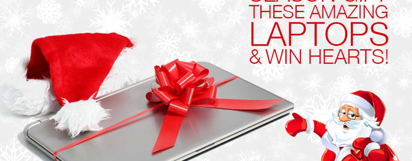 Win Your Loved Ones Heart This XMAS Season: 5 Amazing Premium Laptops To Gift