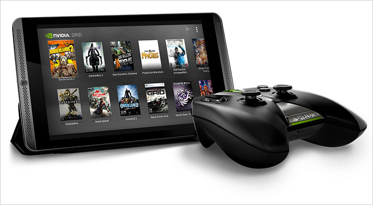 nvidia tablet shield