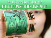 Future Of Portable Technology – Samsung's Foldable Smartphone-Cum-Tablet
