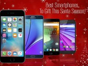 Want To Be A Tech-Savvy Santa? Gift A Smartphone This Christmas!