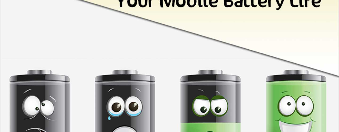 7 Tricks To Extend Your Smartphone's Battery Life