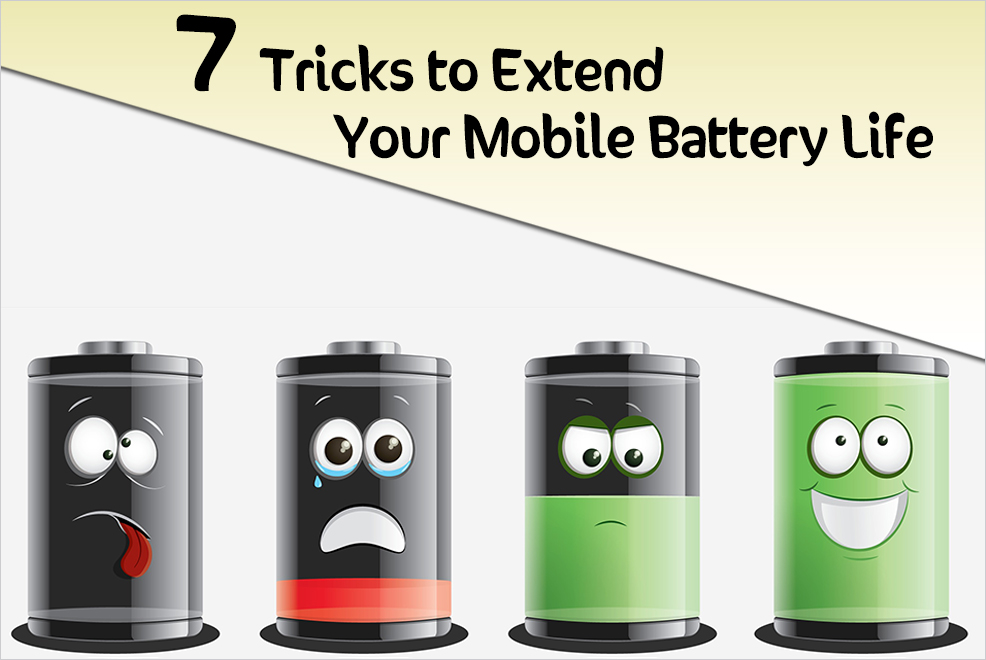 tips to increase battery life
