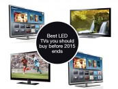 LEAD YOURSELF INTO 2016 WITH THE BEST LED TV SET OF 2015