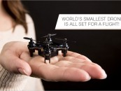 Worlds smallest Drone Camera – Axis Vidius