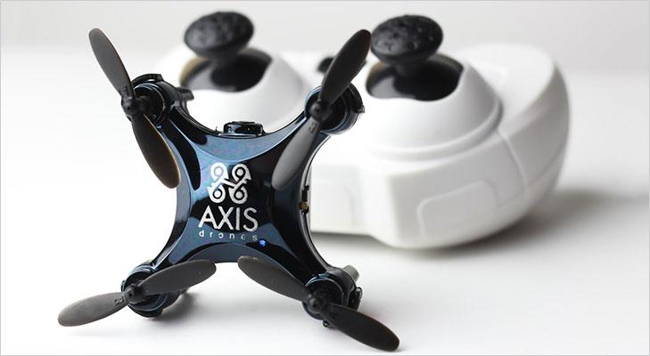 axis vidius drone camera